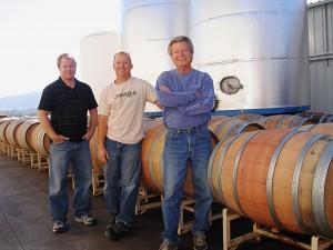 Jake, Josh and Doug Beckett