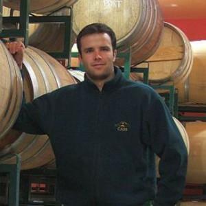 Winemaker Lood Kotze